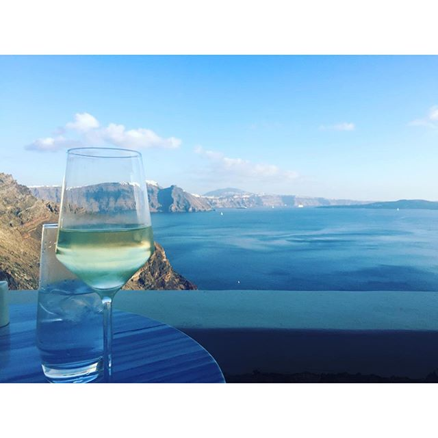 Marcy Dolapo Oni Sijuwade Santorini Honeymoon BellaNaija 6