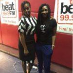 Maria Okan & Genevieve Nnaji