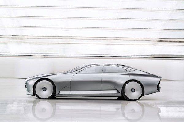 Mercedes-Benz IAA Concept Car 2