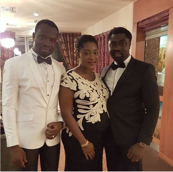 Mercy Johnson 1