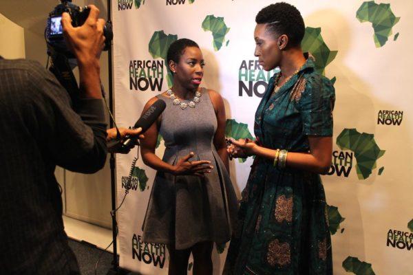 Nana Eyeson-Akiwowo, African Health Now and Shea Zephir, Zuvaa.com