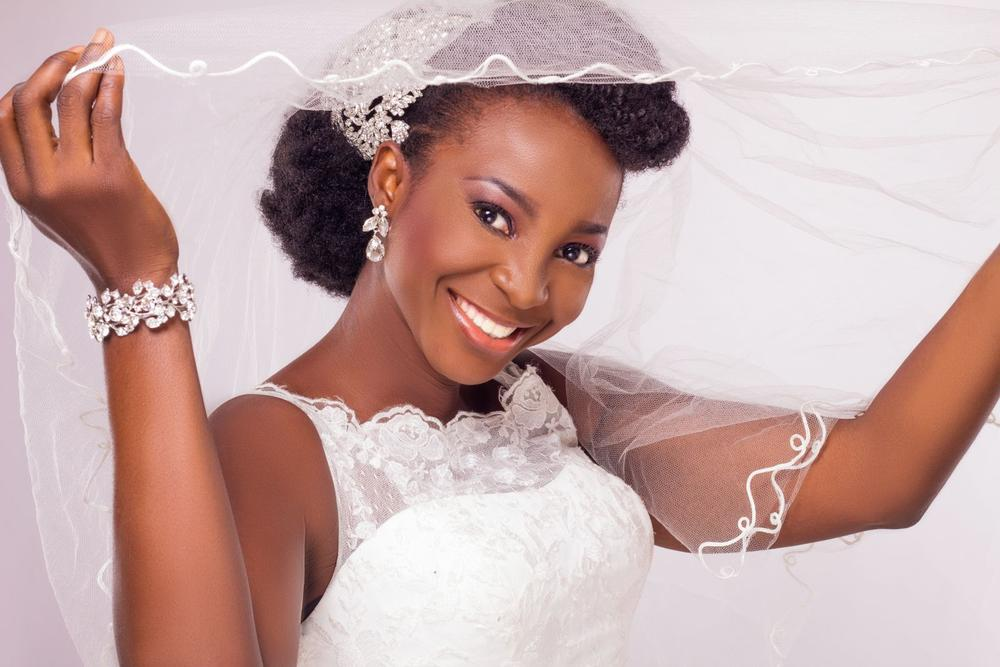 Natural Hair Bridal Inspiration - Yes I Do - BellaNaija Weddings 2015 0011