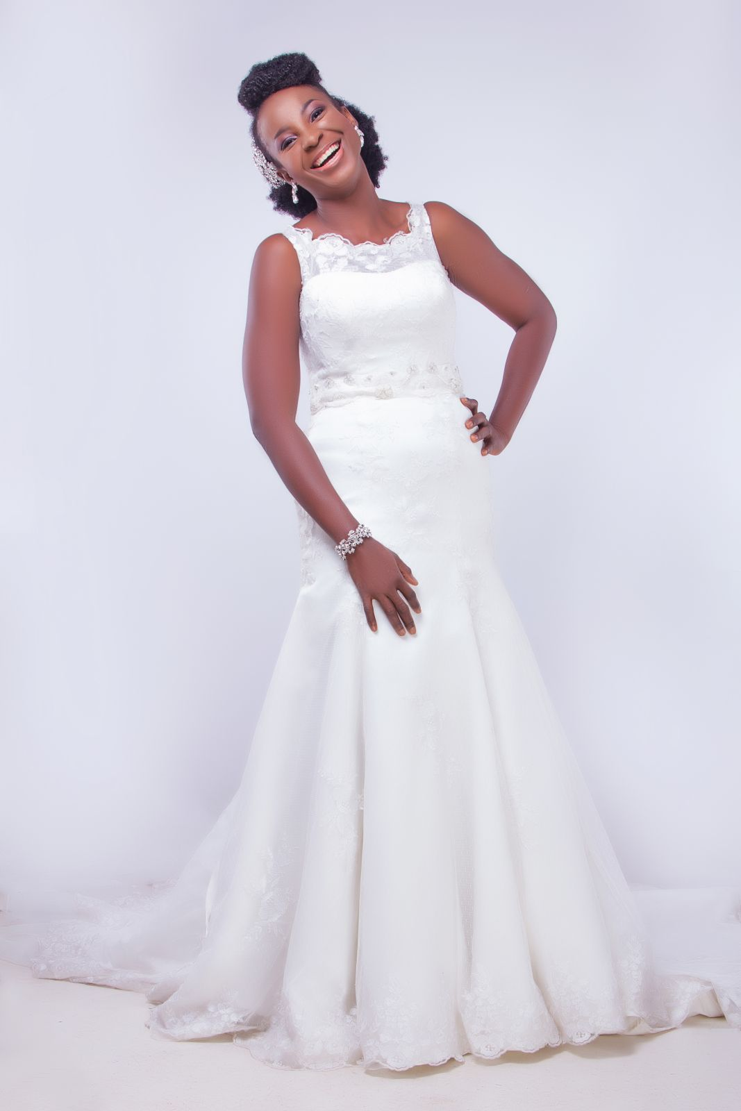 Natural Hair Bridal Inspiration - Yes I Do - BellaNaija Weddings 2015 005