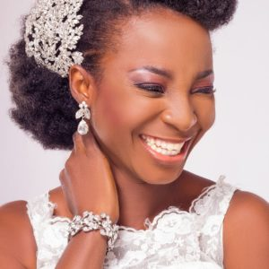 Natural Hair Bridal Inspiration - Yes I Do - BellaNaija Weddings 2015 008