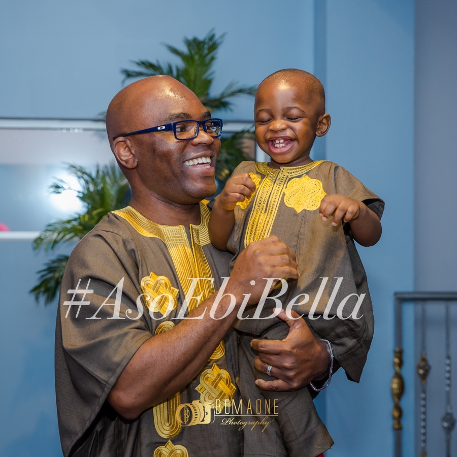 Nifemi and his daddy, @bomaonephotography