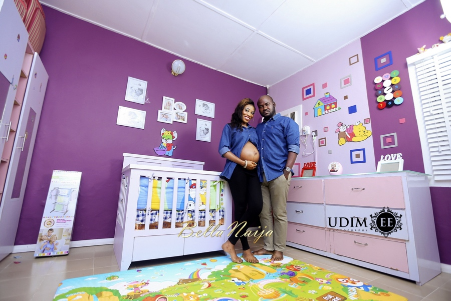 Nigerian Maternity Shoot Baby Room Udimee Photography BellaNaija Living 2015 IMG 1520