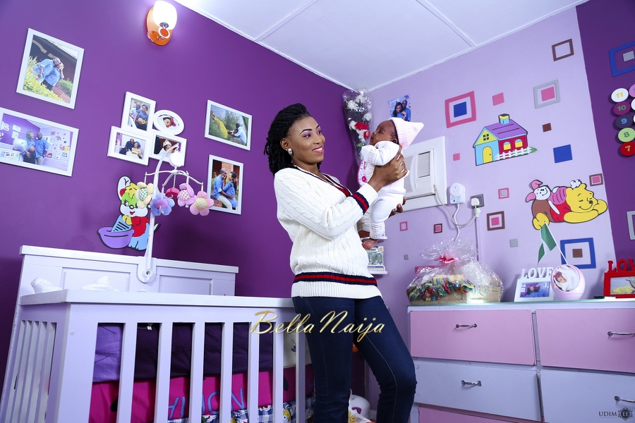 Bn living jessica 39 s maternity shoot baby room photos for Nigerian living room designs