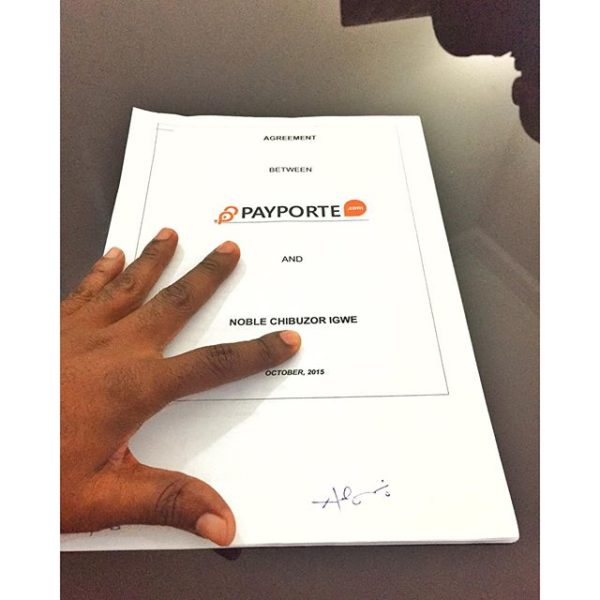 Noble Igwe Payporte BellaNaija 1
