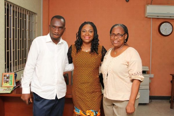 OLUFUNBI ,MRS AKANDE AND MRS ADEEKO