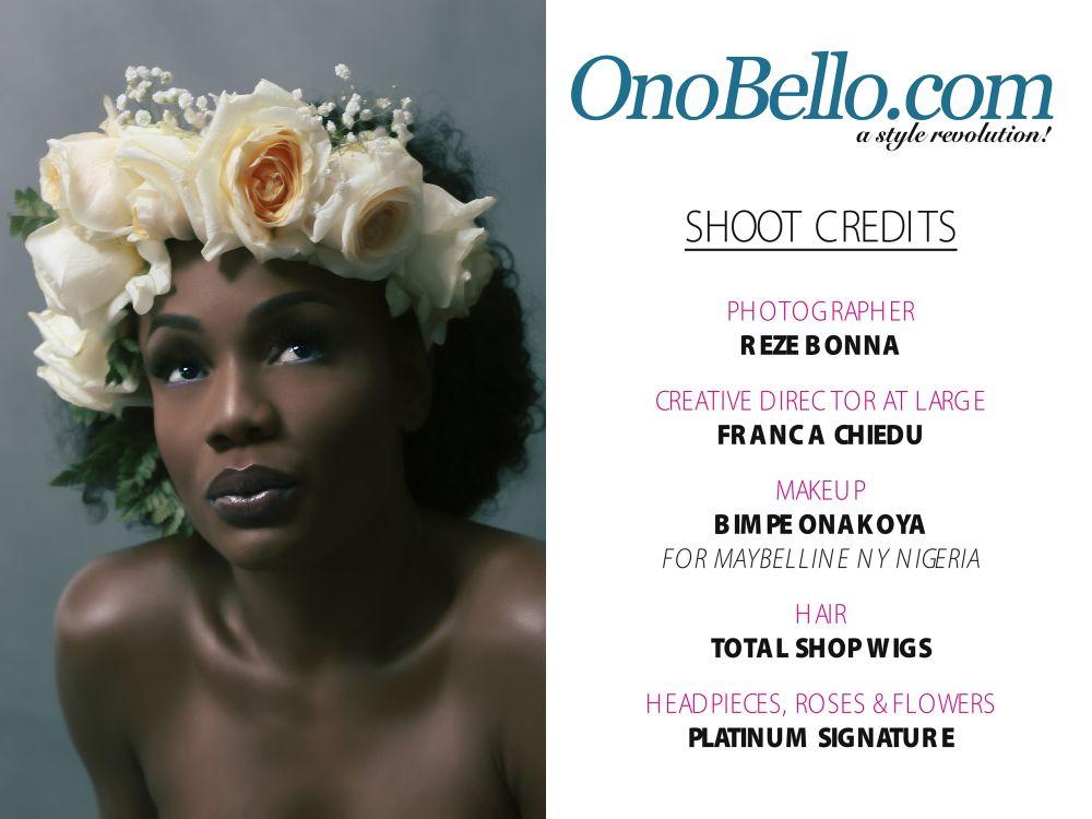 Ono Bello Monthly Editorial Cover & Shoot - Bellanaija - October002