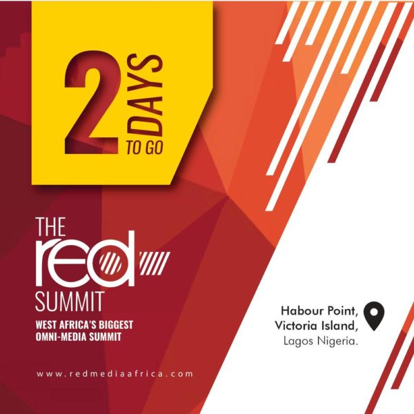 RED SUMMIT COUNT DOWN DAY 2