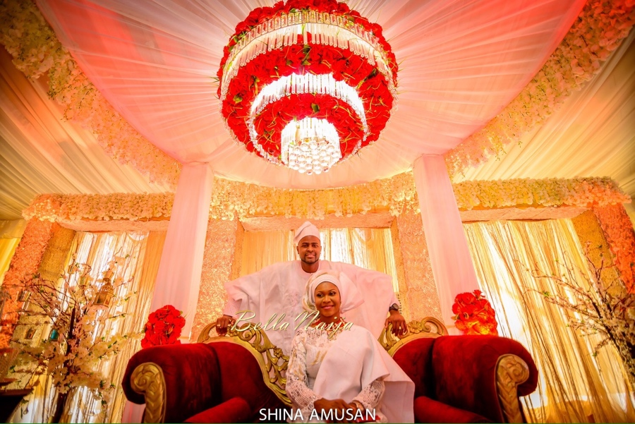 Rotimi Alakija DJ Xclusive Traditional Wedding to Tinuke - BellaNaija Weddings -a88a1244aea16ec3e872143d4c024f3a