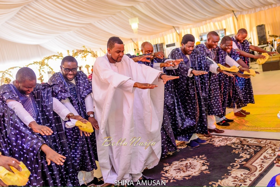 Rotimi Alakija DJ Xclusive Traditional Wedding to Tinuke - BellaNaija Weddings -image2