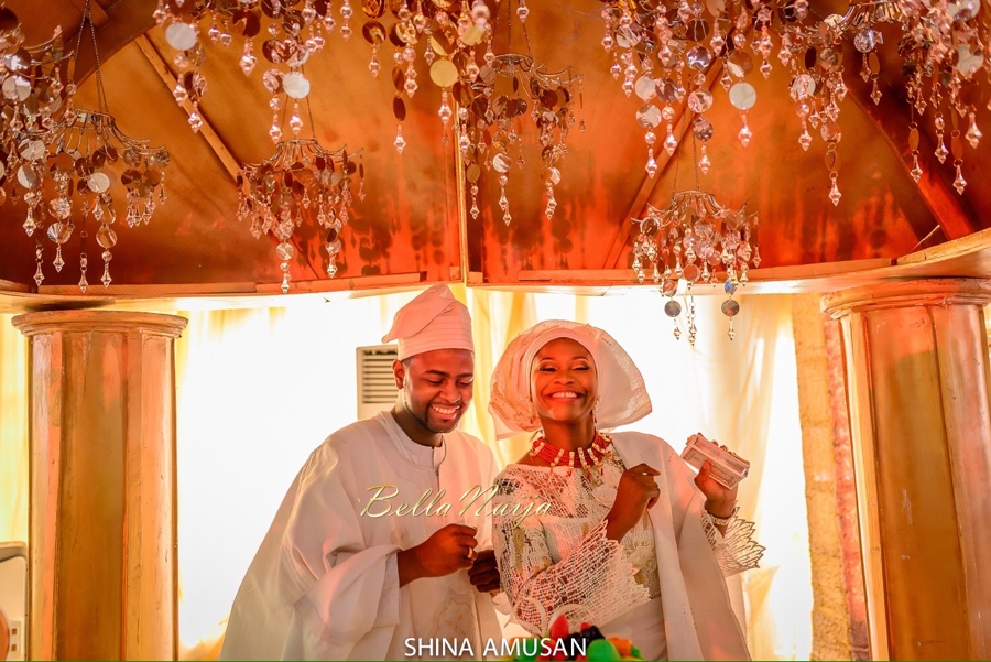 Rotimi Alakija DJ Xclusive Traditional Wedding to Tinuke - BellaNaija Weddings -image3_1