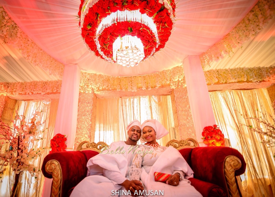 Rotimi Alakija DJ Xclusive Traditional Wedding to Tinuke - BellaNaija Weddings -image4