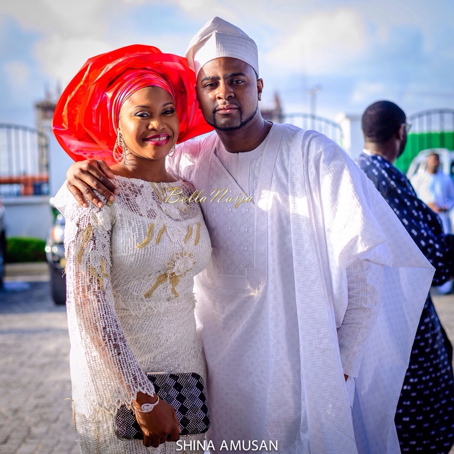 Rotimi Alakija DJ Xclusive Traditional Wedding to Tinuke - BellaNaija Weddings -image7