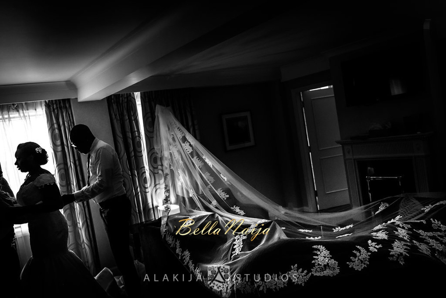 Ruby and Diamond_Nigerian Wedding in London_Grosvenor House Hotel_Alakija Studios_BellaNaija Weddings 2015_pic 2