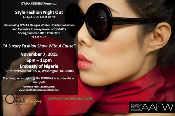STYLE FASHION NIGHT OUT!