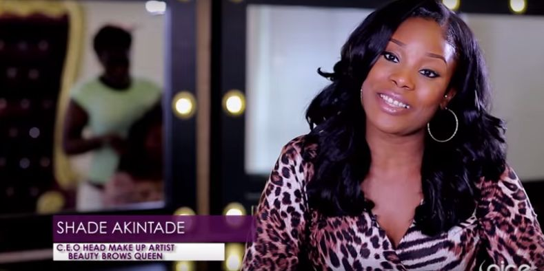 Shade Akintade of Beauty Brows Queen - BellaNaija - October 2015001