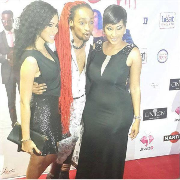 Sonia Ibrahim, Denrele Edun & Juliet Ibrahim