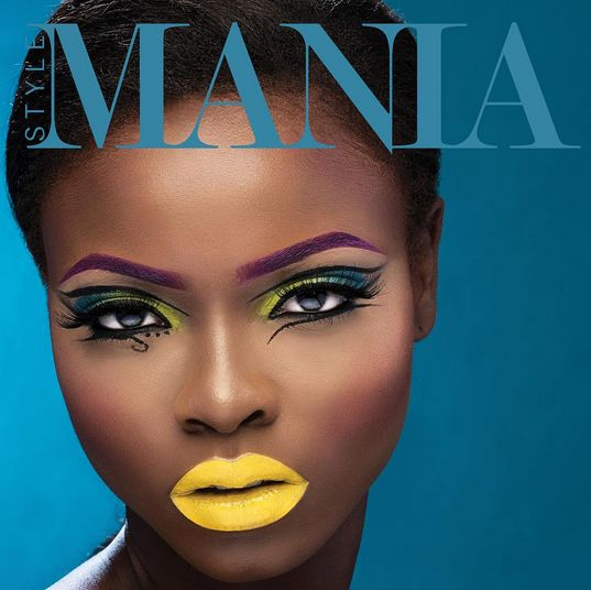 Style Mania Candy Crush Beauty Editorial - BellaNaija - October 2015004