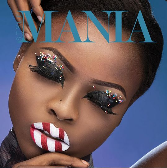 Style Mania Candy Crush Beauty Editorial - BellaNaija - October 2015005
