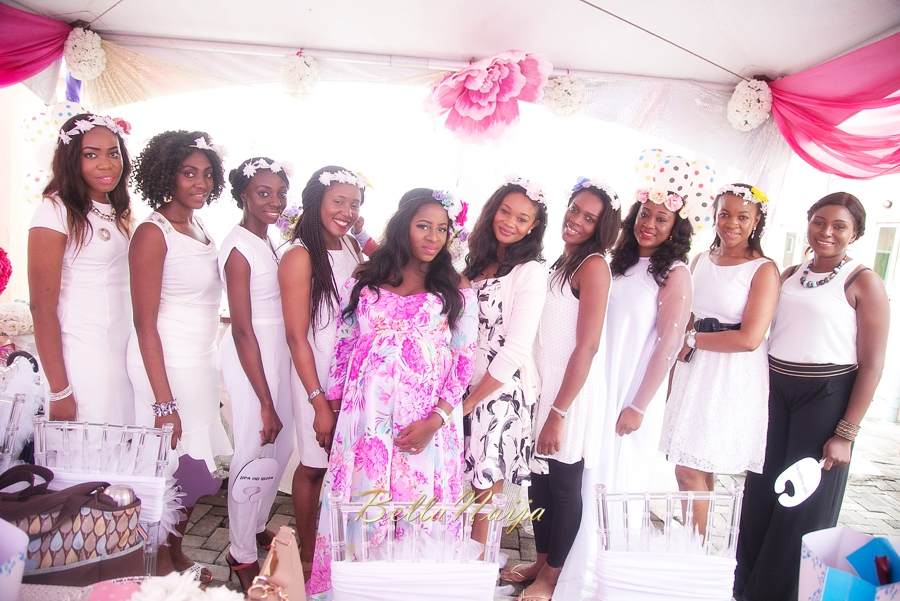 Bellanaija Living Presents Taiwo S Floral Baby Shower Bellanaija