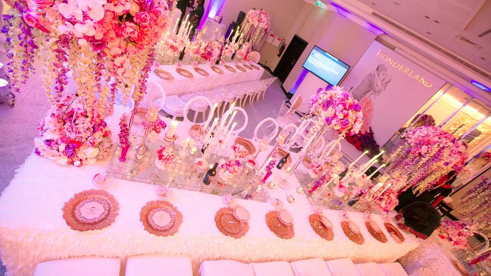 The Enchanting Wonderland Decor by the Wedding Guru
