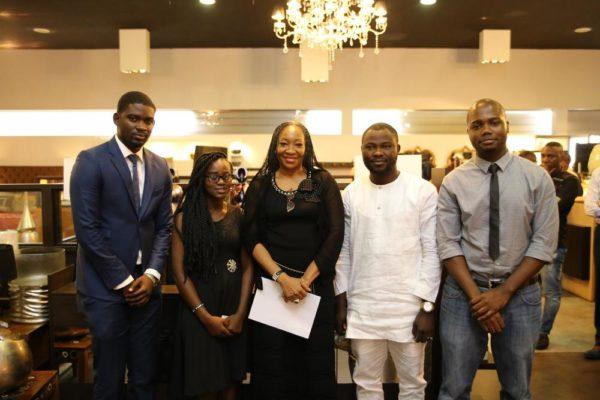 The Finalists & Muni Shonibare