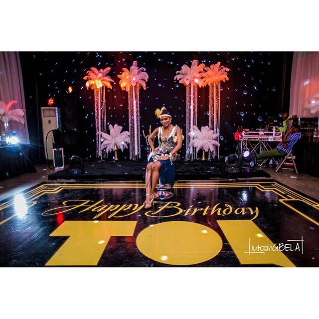 Tolu Ijogun 30th Birthday BN 2