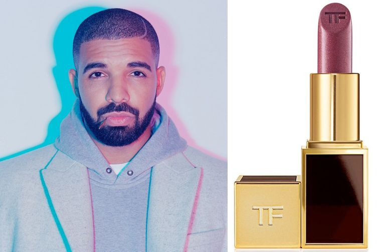 Tom Ford Lipstick for Drake - Bellanaija - October 2015001