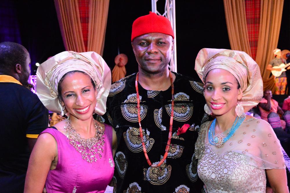 Una Osili, Ike Ilegbune & Ndidi Nwuneli
