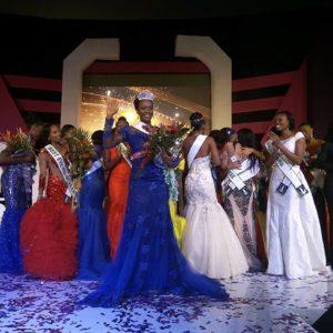 Winner MBGN 2015 BellaNaija Unoaku Anyadike