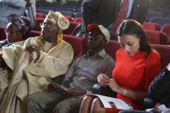 Wole Soyinka Foundation 1