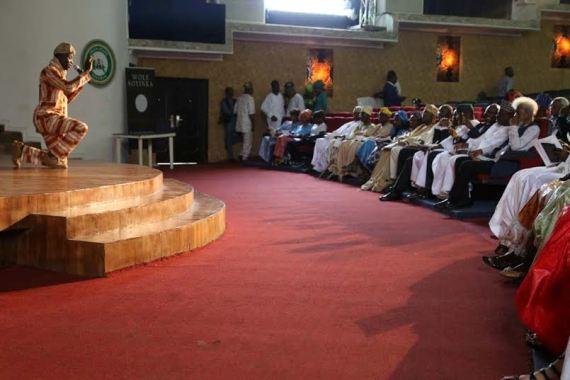 Wole Soyinka Foundation 4