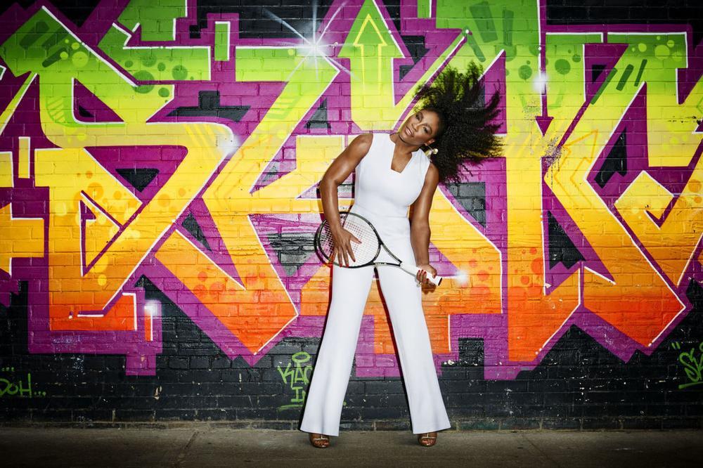 Women who Dare - Serena Williams