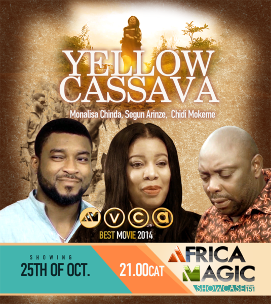 YELLOW CASSAVA