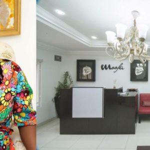 Yinka Arolambo of Moofa launches New Showroom - BellaNaija - October 2015