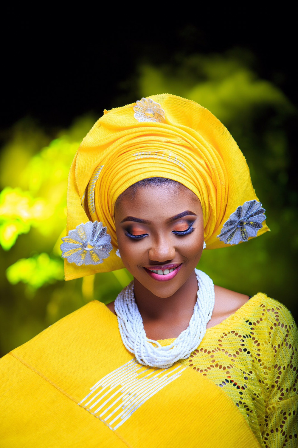 Yoruba Nigerian Bride-Layefa Beauty-BellaNaija 0