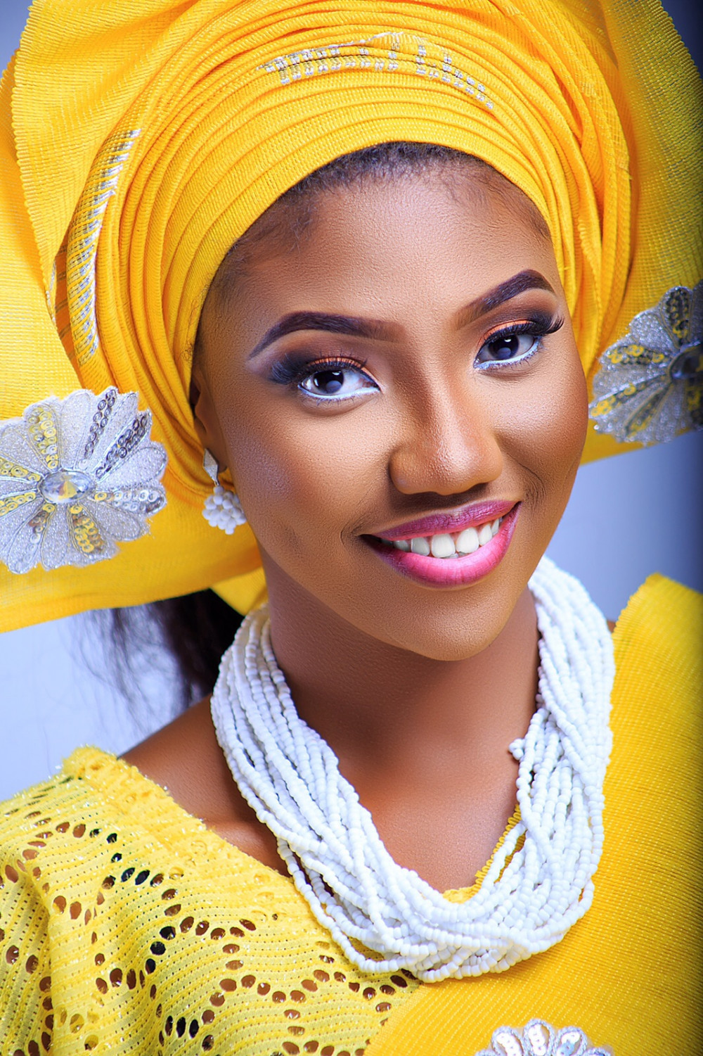 Yoruba Nigerian Bride-Layefa Beauty-BellaNaija 01