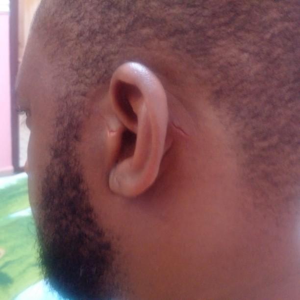 Yul Edochie Cuts
