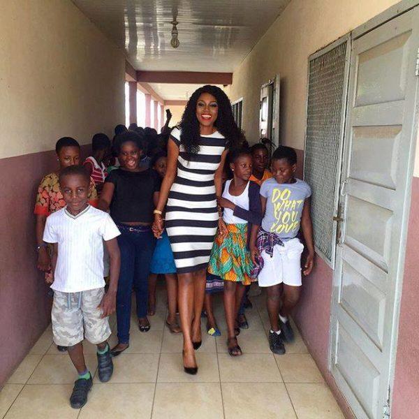 Yvonne Nelson CNN African Voices