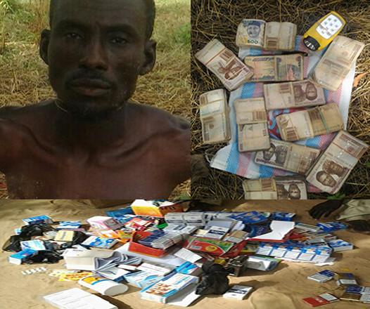 bOKO haram suspect