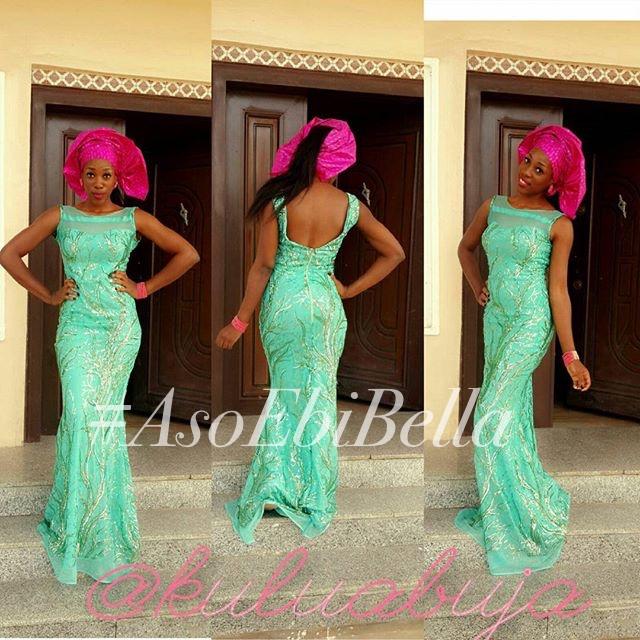 dress by @kuluabuja