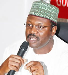 new INEC Chairman