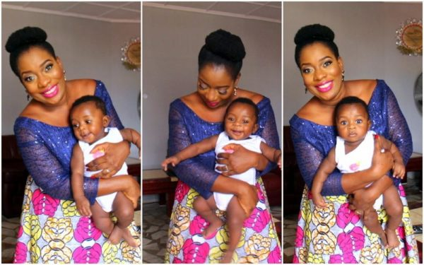 sisi yemmie nigerian blog Baby in Nigeria