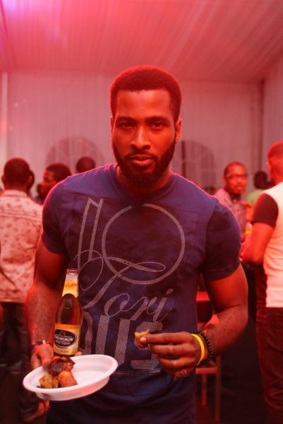 11-Guest at the Strongbow Consumer Launch