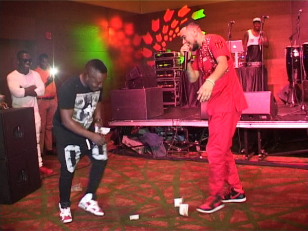 13 MI SPRAYS AKA ON STAGE AMAZING LIVE  PERFORMANCE FROM SUPAMEGA AT EKO HOTEL INTERNATIONAL EDITION