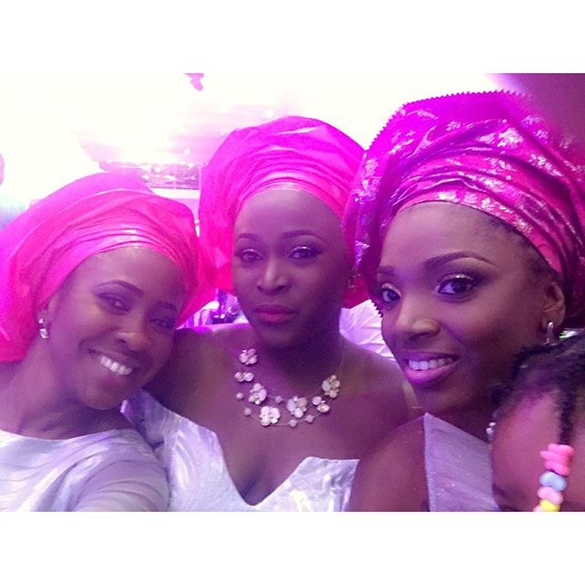 14 AsoEbiBella at Lilian Esoro & Ubi Franklin Wedding BellaNaija