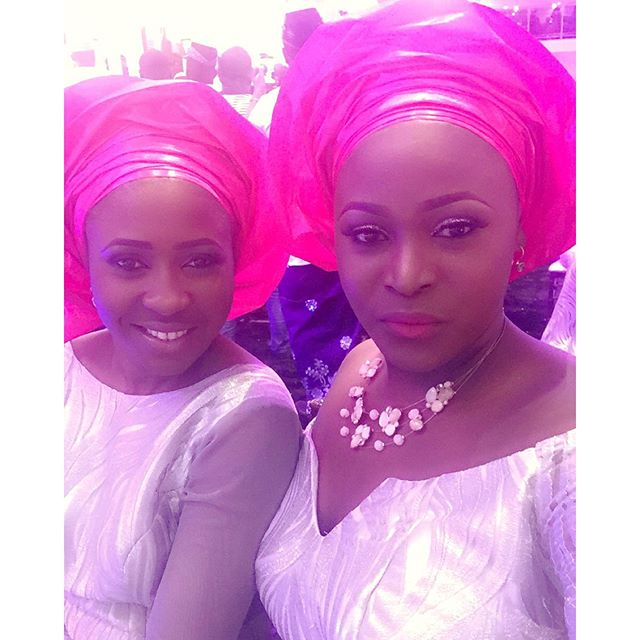 15 AsoEbiBella at Lilian Esoro & Ubi Franklin Wedding BellaNaija